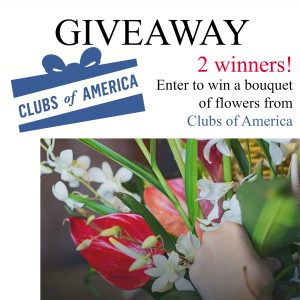 Flowers of the Month Giveaway – End 6/17