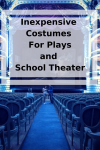 Inexpensive Costumes For Plays From Costumes4Less.com