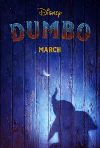 Live-Action DUMBO – New Teaser Trailer & Poster  – #DUMBO