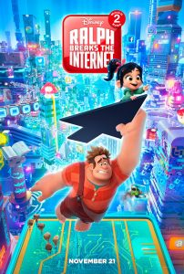 RALPH BREAKS THE INTERNET: WRECK-IT RALPH 2″ New Poster & Trailer – #RalphBreakstheInternet