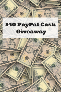 Celebrate Summer With a PayPal Cash Giveaway