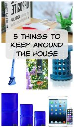 5 Things Everyone Should Have at Home
