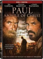 PAUL, APOSTLE OF CHRIST on Blu-Ray,DVD & Digital and Giveaway