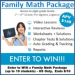 A+ TutorSoft Family Math Package Giveaway – Ends 8/10