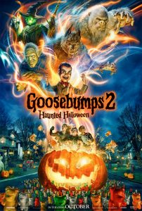 GOOSEBUMPS 2: HAUNTED HALLOWEEN – #Goosebumps2Movie
