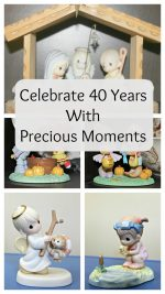 Celebrate 40 Years of Precious Moments