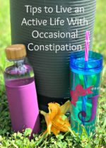 Tips to Live an Active Life Despite Occasional Constipation