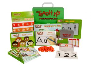 Teach My Learning Kit Giveaway – Ends 9/4