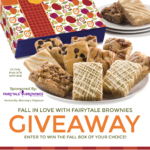 Fairytale Brownies Fall Box Giveaway – Ends 9/16