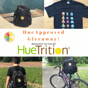 HueApproved Prize Pack Giveaway from HueTrition – Ends 10/5