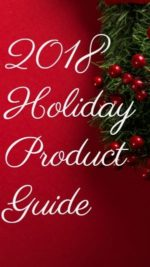 2018 Group Holiday Product Guide – #HolidayEssentials