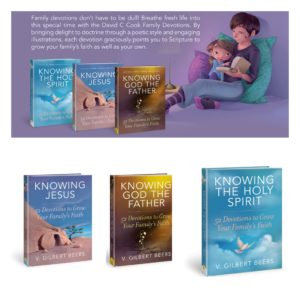 David C Cook Family Devotionals Series