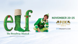 Elf the Musical at the Fox Theatre & Giveaway – Ends 10/25