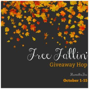 Free Fallin' Giveaway Hop – Ends 10/15