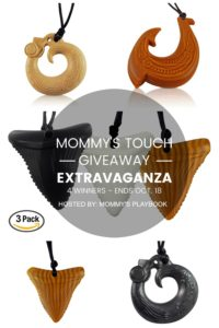 Mommy's Touch Silicone Chew Giveaway – Ends 10/18