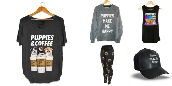 cc26ae36 Puppies Make Me Happy – Everyone loves puppies and if they don't it is  because they have never felt a puppies love. The folks over at Puppies Make  Me Happy ...