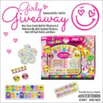 Nail Art Kit Giveaway – Ends 10/28