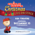 A Charlie Brown Christmas Live on Stage at the Fox Theatre & Giveaway