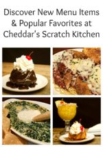 New Menu Items at Cheddar's Scratch Kitchen