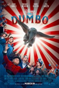Live-Action DUMBO New Trailer & Poster – #DUMBO