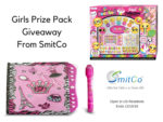 Girls Prize Pack Giveaway From SmitCo – Ends 12/10