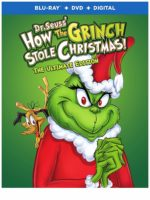 How the Grinch Stole Christmas! The Ultimate Edition on Blu-Ray & DVD