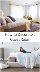 How to Decorate a Guest Room (That Guests Won't Want to Leave)