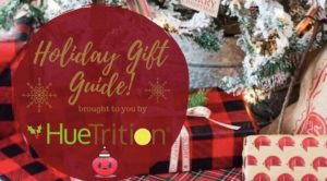 HueTrition Healthy  Holiday Gift Guide + Giveaway – Ends 12/2
