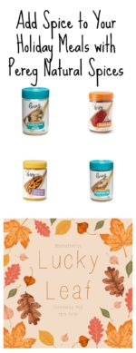Add Spice to Your Holiday Meals with Pereg Natural Foods & Giveaway – Ends 11/15