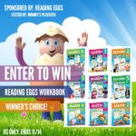 Reading Eggs Workbook Giveaway – Ends 11/14