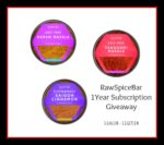 Custom Spice Subscriptions With RawSpiceBar & Giveaway