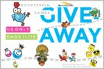Roosterfin Games Giveaway – Ends 11/13
