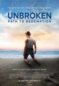 UNBROKEN: PATH TO REDEMPTION Giveaway (2 copies) – Ends 11/18