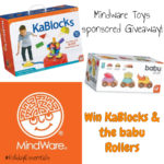 Mindware Toys Gift Guide Giveaway – Ends 12/5