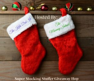 4th Annual Super Stocking Giveaway Hop – Ends 11/27