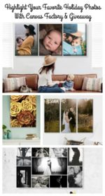 Highlight Your Favorite Holiday Photos With Canvas Factory & Giveaway – Ends 12/30