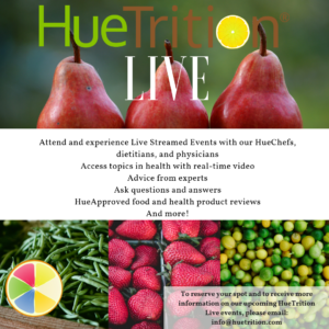 Learn About HueTrition Live + Win A $25 Gift Card Of Your Choice – Ends 12/30