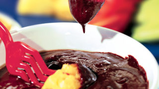 Kids' Favorite Chocolate Fondue