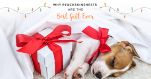PeachSkin Sheets Giveaway – Ends 1/1