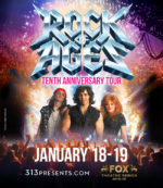 ROCK OF AGES Tenth Anniversary Tour Coming to Little Caesar's Arena – #RockofAgesTour
