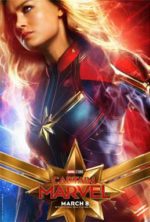 New Character Posters for CAPTAIN MARVEL – #CaptainMarvel