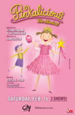Pinkalicious The Musical at The City Theatre Detroit