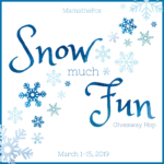 Snow Much Fun Giveaway Hop – Ends 3/15