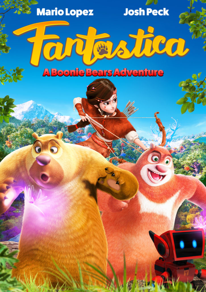Fantastica A Boonie Bears Adventure Movie Review
