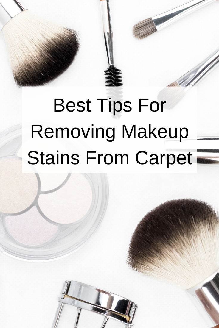 Removing Makeup Stains From Carpet