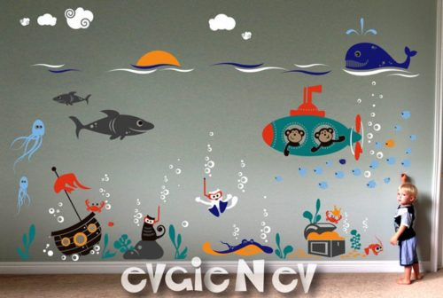 Wall Decals Evgie Nev