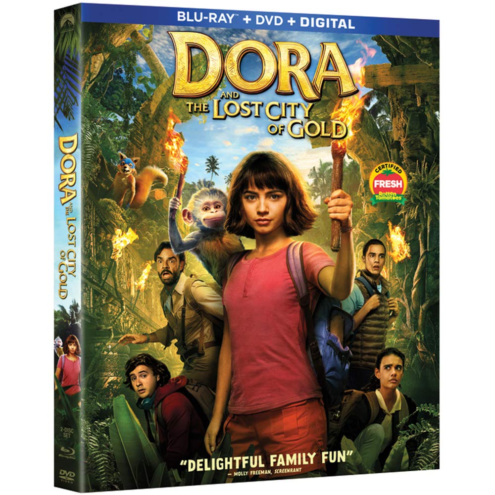 Dora And The Lost City Of Gold Giveaway Finding Sanity In Our Crazy Life